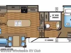 New 2017  Jayco Pinnacle 36KPTS by Jayco from Wholesale RV Club in Ohio