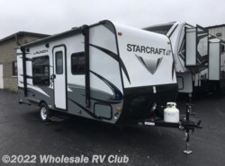 New 2018  Starcraft Launch Outfitter 7 17QB by Starcraft from Wholesale RV Club in Ohio