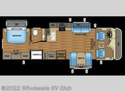 New 2018  Jayco Precept 31UL by Jayco from Wholesale RV Club in Ohio
