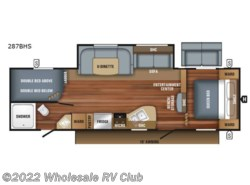 New 2018  Jayco Jay Flight SLX 287BHS by Jayco from Wholesale RV Club in Ohio