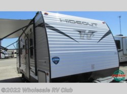 New 2019  Keystone Hideout 202LHS by Keystone from Wholesale RV Club in Ohio