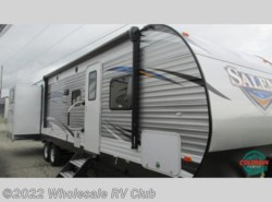 New 2019  Forest River Salem 31KQBTS by Forest River from Wholesale RV Club in Ohio
