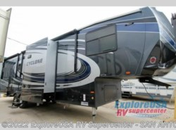 New 2017  Heartland RV Cyclone 3611JS by Heartland RV from ExploreUSA RV Supercenter - SAN ANTONIO, TX in San Antonio, TX
