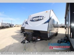 New 2018  Heartland RV Prowler Lynx 25 LX by Heartland RV from ExploreUSA RV Supercenter - SAN ANTONIO, TX in San Antonio, TX