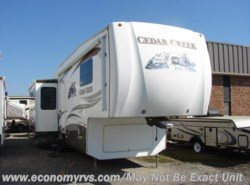 Used 2010  Forest River Cedar Creek 34SATS