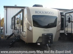 New 2018  Forest River Rockwood Signature Ultra Lite 8311WS by Forest River from Economy RVs in Mechanicsville, MD