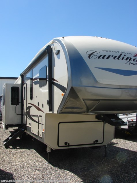 2019 Forest River Cardinal Limited 3920TZLE