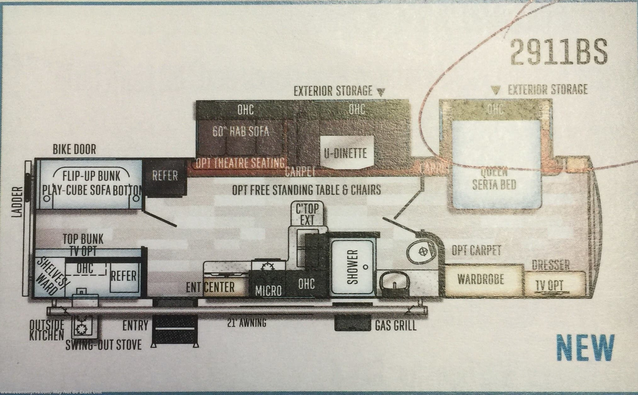 Rockwood Travel Trailer Wiring Diagram