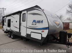New 2017  Palomino Puma XLE 25RSC by Palomino from Cuno Pick-Up Coach & Trailer Sales in Montgomery City, MO