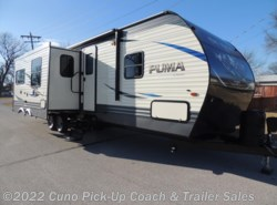 New 2018  Palomino Puma 32BHKS by Palomino from Cuno Pick-Up Coach & Trailer Sales in Montgomery City, MO
