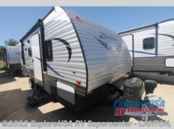 New 2018  CrossRoads Zinger Z1 Series ZR211RD by CrossRoads from ExploreUSA RV Supercenter - CANTON, TX in Wills Point, TX