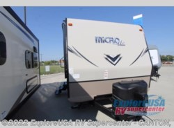 New 2018  Forest River Flagstaff Micro Lite 25BHS by Forest River from ExploreUSA RV Supercenter - CANTON, TX in Wills Point, TX