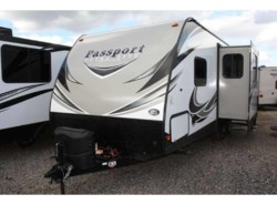 New 2017  Keystone Passport Ultra Lite Grand Touring 2400BH by Keystone from COLUMBUS CAMPER & MARINE CENTER in Columbus, GA