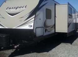 New 2017  Keystone Passport Ultra Lite Grand Touring 3290BH by Keystone from COLUMBUS CAMPER & MARINE CENTER in Columbus, GA