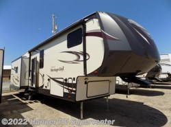 New 2018  Forest River Wildwood Heritage Glen F368RLBHK by Forest River from Hanner RV Supercenter in Baird, TX