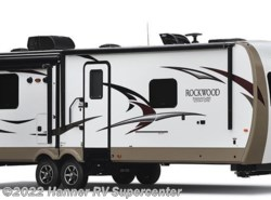 New 2018  Forest River Rockwood Signature Ultra Lite 8312SS by Forest River from Hanner RV Supercenter in Baird, TX