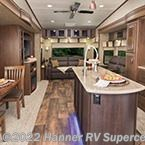 New 2018  Forest River Sandpiper 378FB by Forest River from Hanner RV Supercenter in Baird, TX