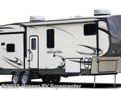 New 2018  Forest River Wildwood Heritage Glen 346RK by Forest River from Hanner RV Supercenter in Baird, TX