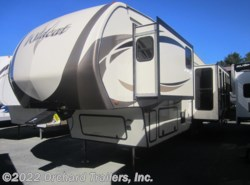 New 2017  Forest River Wildcat 323MK by Forest River from Orchard Trailers, Inc. in Whately, MA
