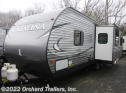 New 2017  Coachmen Catalina 263RLS by Coachmen from Orchard Trailers, Inc. in Whately, MA