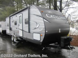 New 2017  Coachmen Catalina 273DBS by Coachmen from Orchard Trailers, Inc. in Whately, MA
