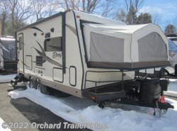 Used 2016  Forest River Rockwood Roo 21BD by Forest River from Orchard Trailers, Inc. in Whately, MA