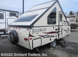 New 2017  Forest River Rockwood Hard Side A212HW by Forest River from Orchard Trailers, Inc. in Whately, MA