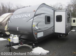 New 2017  Coachmen Catalina SBX 221TBS by Coachmen from Orchard Trailers, Inc. in Whately, MA