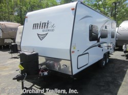 New 2018  Forest River Rockwood Mini Lite 2306 by Forest River from Orchard Trailers, Inc. in Whately, MA