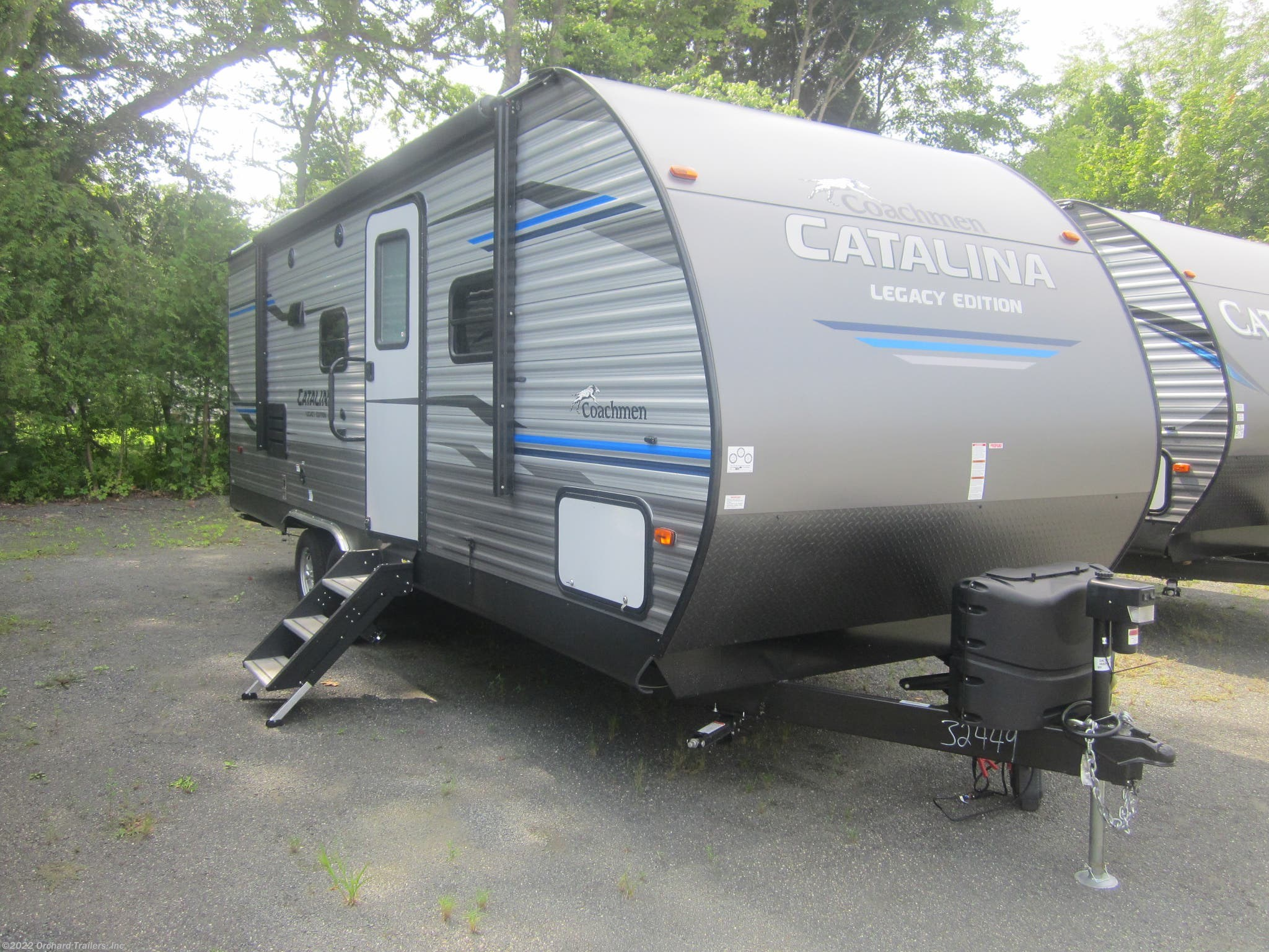 Coachmen Catalina 243Rbs >> 2019 Coachmen Rv Catalina 243rbs For Sale In Whately Ma 01093 104374
