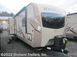 New 2018  Forest River Rockwood Signature Ultra Lite 8327SS by Forest River from Orchard Trailers, Inc. in Whately, MA