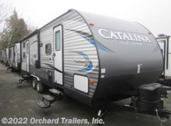 New 2018  Coachmen Catalina 273BHS by Coachmen from Orchard Trailers, Inc. in Whately, MA