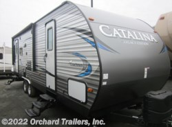 New 2018  Coachmen Catalina 263RLS by Coachmen from Orchard Trailers, Inc. in Whately, MA