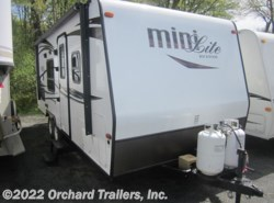 Used 2015  Forest River Rockwood Mini Lite 2306 by Forest River from Orchard Trailers, Inc. in Whately, MA