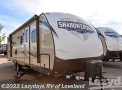 New 2017  Cruiser RV Shadow Cruiser Ultra Lite 280QBS by Cruiser RV from Lazydays RV America in Loveland, CO