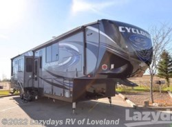 New 2017  Heartland RV Cyclone 4150 by Heartland RV from Lazydays RV America in Loveland, CO