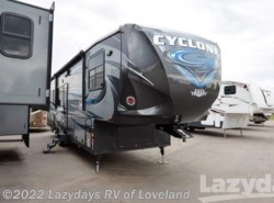 Used 2016  Heartland RV Cyclone 3418 by Heartland RV from Lazydays RV America in Loveland, CO