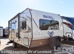 New 2017  Forest River Flagstaff Micro Lite 19FBS by Forest River from Lazydays RV America in Loveland, CO
