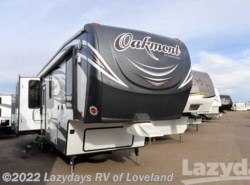 Used 2016 Heartland RV Oakmont 325RE available in Loveland, Colorado