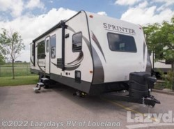 New 2018  Keystone Sprinter Campfire 29FK by Keystone from Lazydays RV America in Loveland, CO