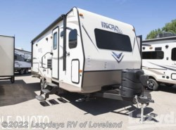 New 2018  Forest River Flagstaff Micro Lite 25BDS by Forest River from Lazydays RV America in Loveland, CO