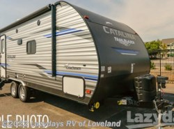 New 2019 Coachmen Catalina Trail Blazer 29THS available in Loveland, Colorado