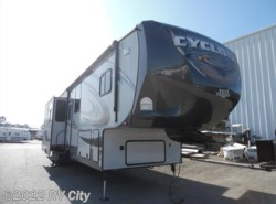 Used 2013  Heartland RV Cyclone CY 4000 Elite by Heartland RV from RV City in Benton, AR