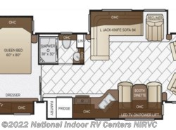 New 2018  Newmar Ventana LE 3412 by Newmar from National Indoor RV Centers in Lewisville, TX