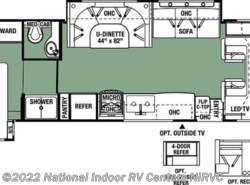 New 2018  Forest River Forester 3011DS by Forest River from National Indoor RV Centers in Lewisville, TX