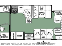 New 2019  Forest River Forester 3051SF by Forest River from National Indoor RV Centers in Lewisville, TX