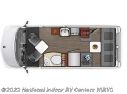 New 2018  Roadtrek ZION Simplicity by Roadtrek from National Indoor RV Centers in Lewisville, TX