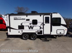 New 2018  Winnebago Micro Minnie 2100BH by Winnebago from Karolina Koaches Inc in Piedmont, SC