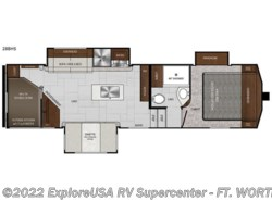 New 2018  Forest River Impression 28BHS by Forest River from ExploreUSA RV Supercenter - FT. WORTH, TX in Ft. Worth, TX