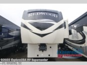 2019 Redwood RV Redwood 3401RL
